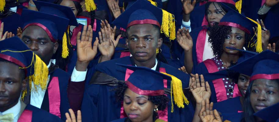 SAU HOLDS 2ND CONVOCATION IN GRAND STYLE