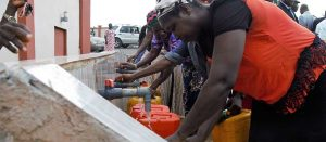 SAMUEL ADEGBOYEGA UNIVERSITY, OGWA COMMISSIONS A WATER PROJECT FOR OGWA COMMUNITY
