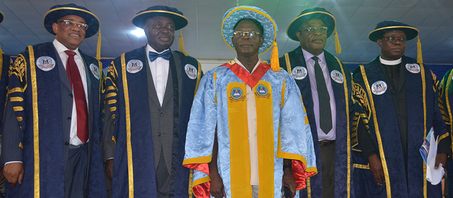 Oshiomhole Bags Honourary Doctorate Degree